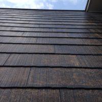 屋根塗り直し
