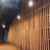 福島県某施設 内部塗装工事いよいよ完了。
