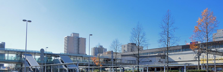 JR宇都宮駅東口