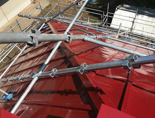 屋根塗り替え・塗装